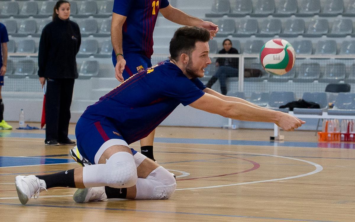 El líder no afloja contra el Barça (0-3)