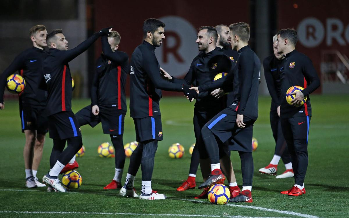 Squad announced for Barça v Alavés