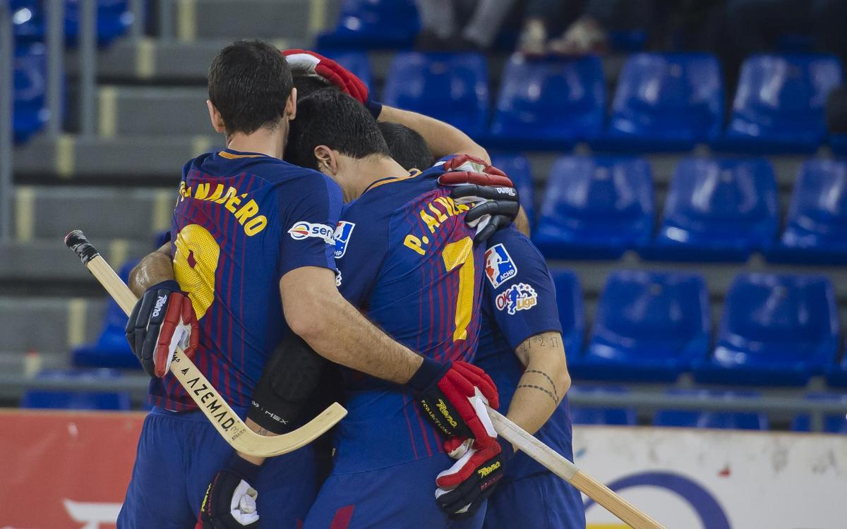 Barça Lassa 6-1 PAS Alcoy: Back in the right shape