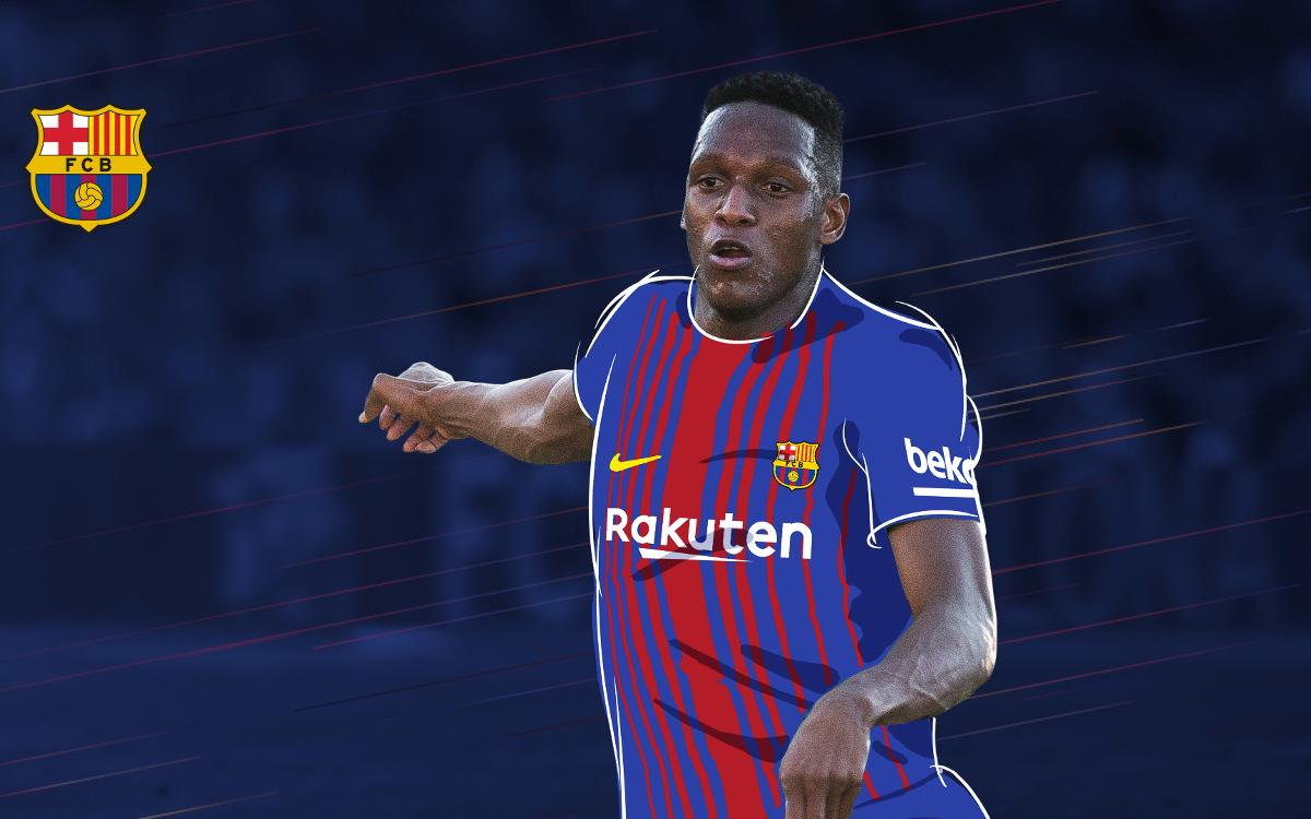 Agreement for the transfer of Yerry Mina