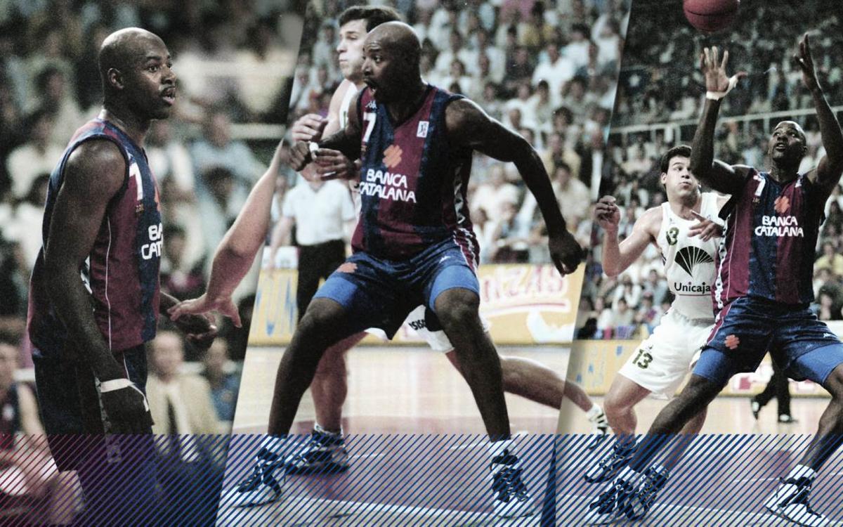 """Darryl Middleton: """"El Barça mirarà cap amunt"""""""