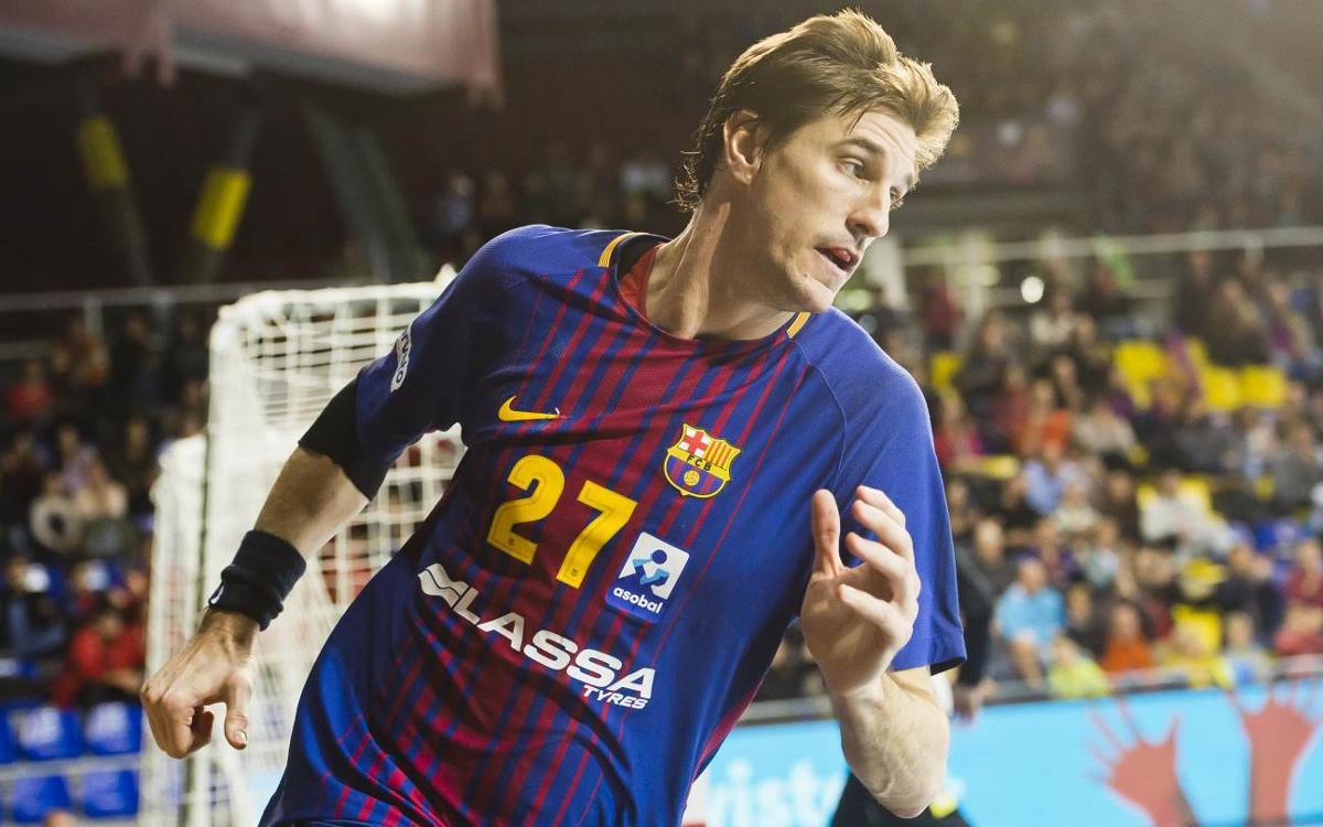 Viran Morros no continuarà al Barça Lassa la temporada vinent
