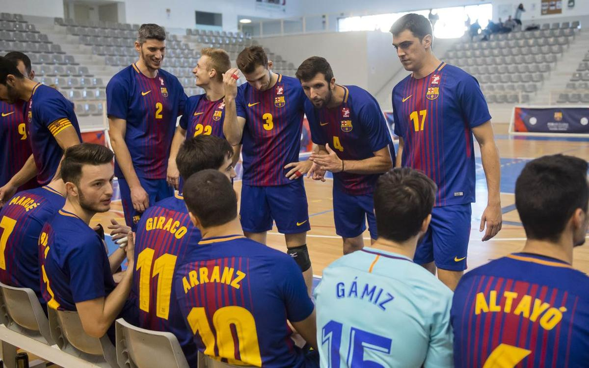 El Barça abrirá la Copa del Rey contra el Unicaja Almería