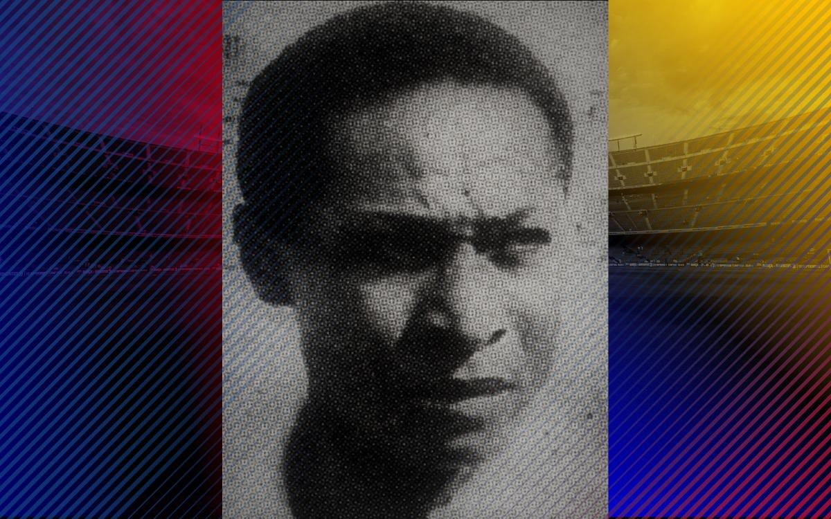 The story of Lauro Mosquera, the other Colombian who played for Barça