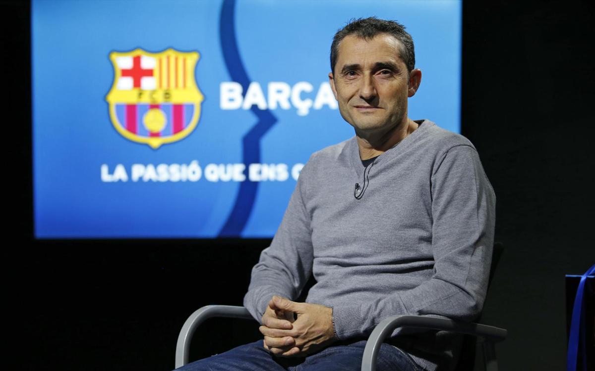 Entrevista exclusiva a Ernesto Valverde