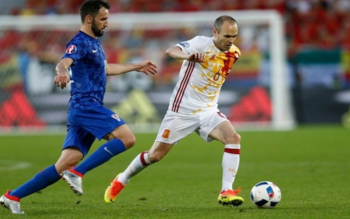 Sortejats els grups de la nova UEFA Nations League