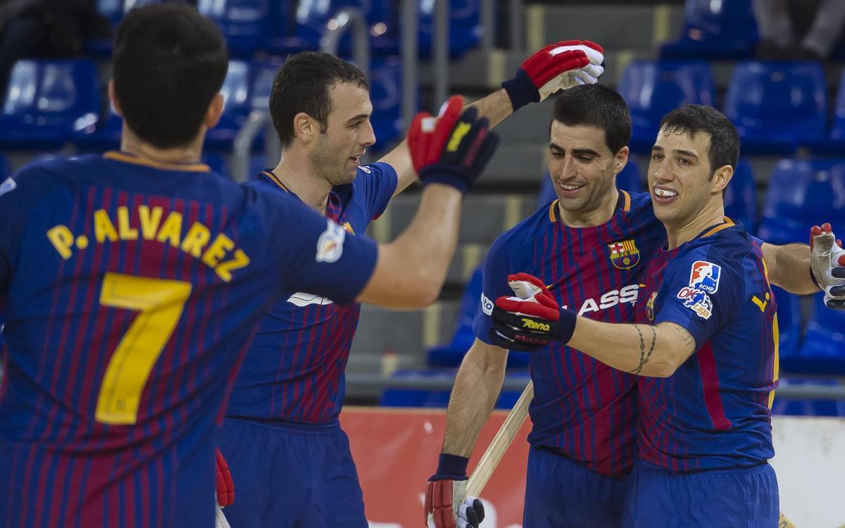 Vic – Barça Lassa: Sin relajación en el Olímpic