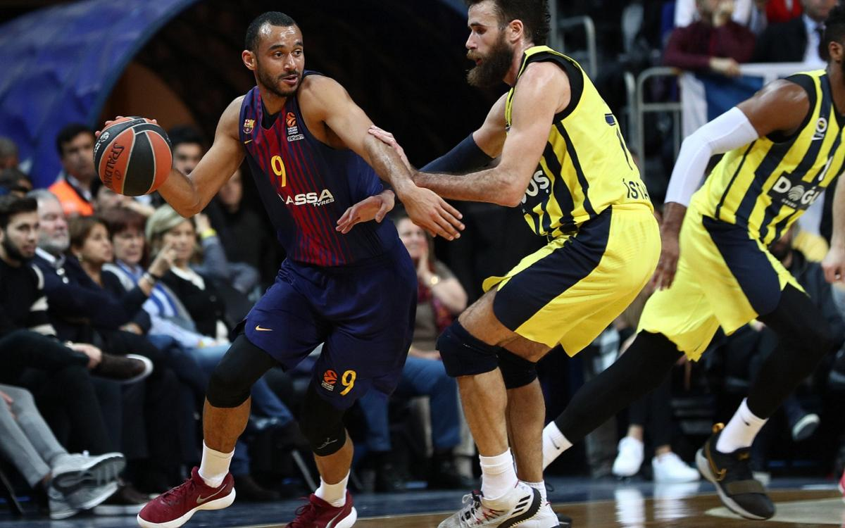 Fenerbahçe Dogus 86-82 Barça Lassa: Defeat at the defending champions