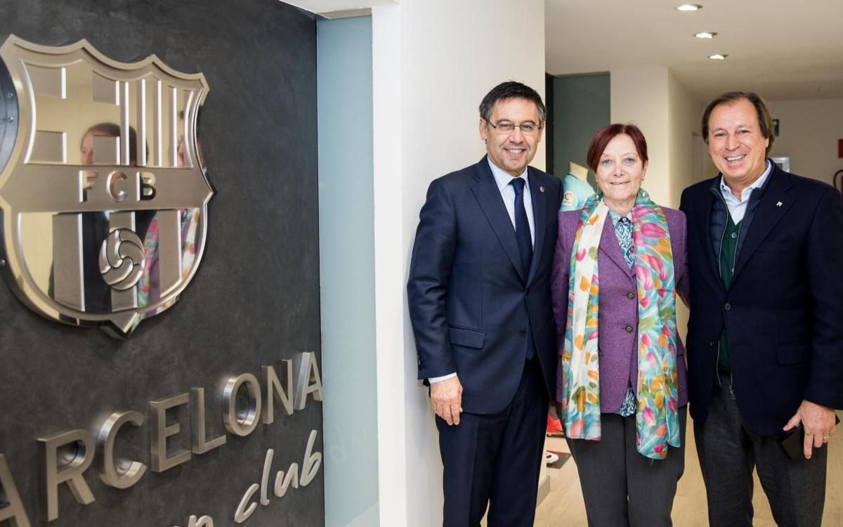 Barça Innovation Hub and the UAB organise a master's course in communication and sponsorship