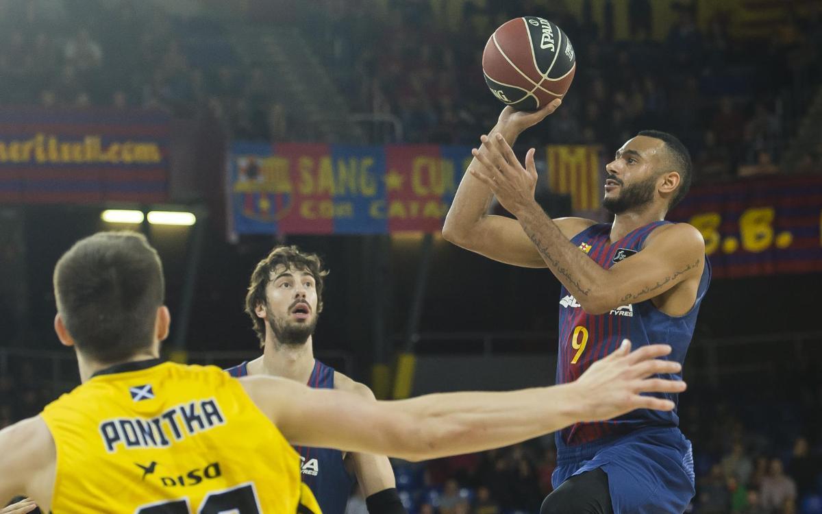Barça Lassa - Herbalife Gran Canaria: Objetivo volver a la senda del triunfo