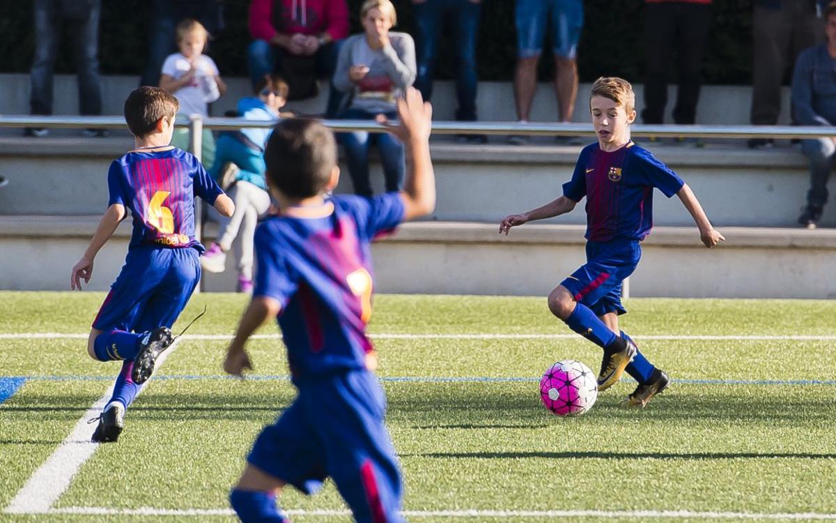 Ple de victòries al Futbol 7