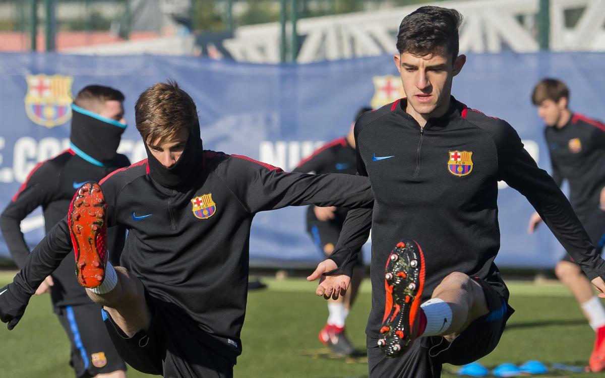 Juvenil A - Sporting CP: Con la tranquilidad que da ser primero de grupo