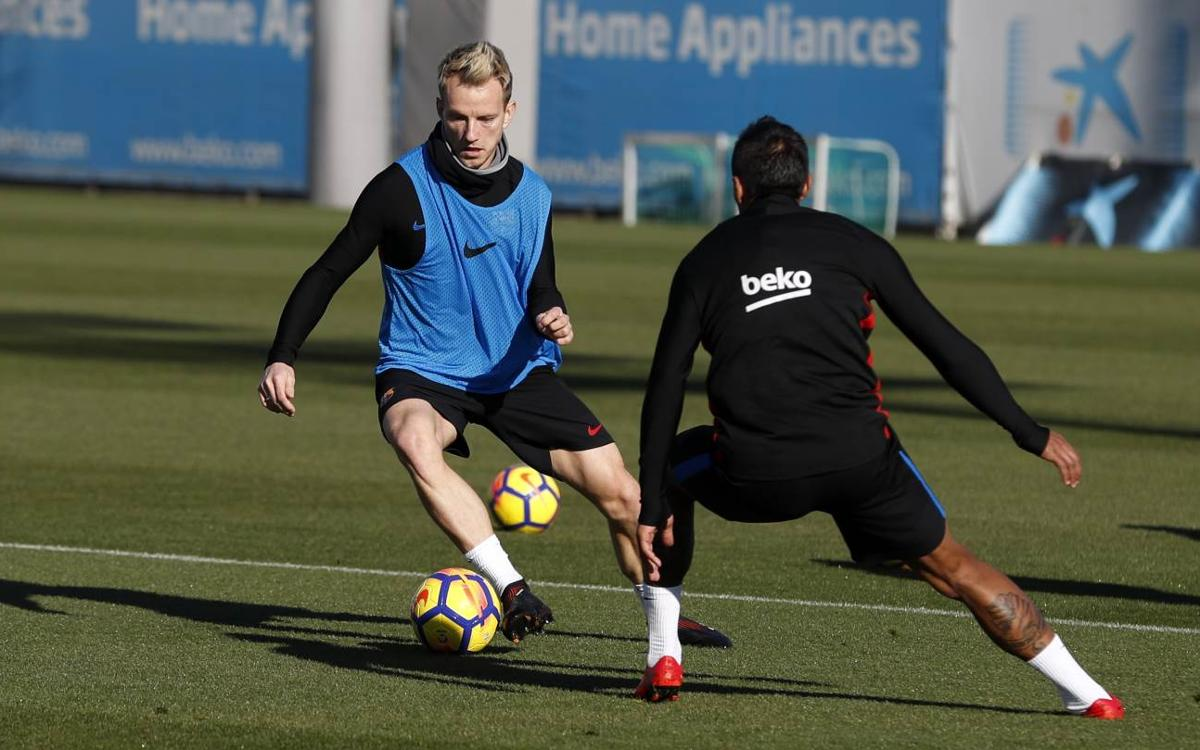 FC Barcelona training resumes on Saturday 30 December
