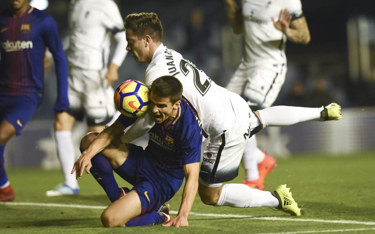 Cádiz CF – Barça B: Partidazo contra el equipo más en forma de la Liga