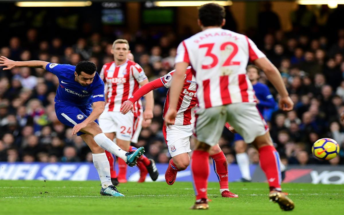Victòria contundent del Chelsea per tancar l'any (5-0)