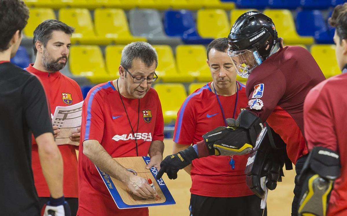 Barça Lassa - Igualada: Un duelo para demostrar la fuerza del Palau