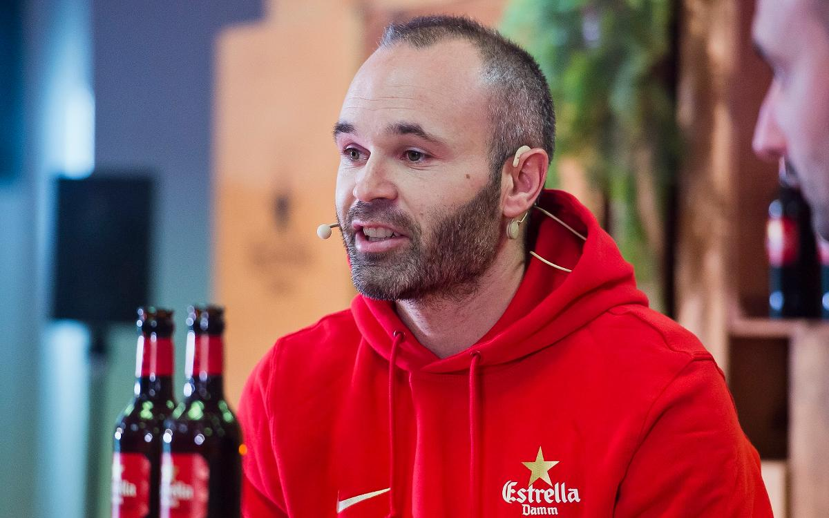 "Iniesta: ""Chelsea will be very tough, strong opponents"""