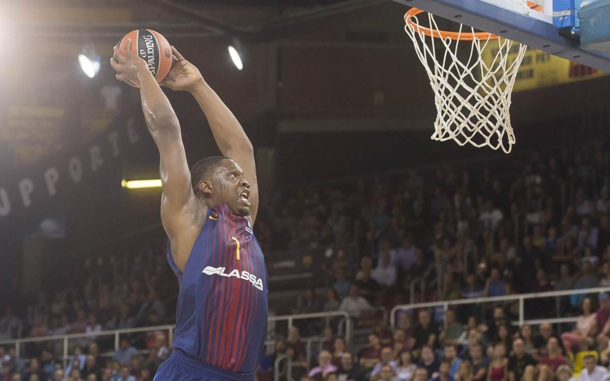 FC Barcelona Lassa - Panathinaikos Superfoods: Debut europeo con una gran actuación coral (98-71)