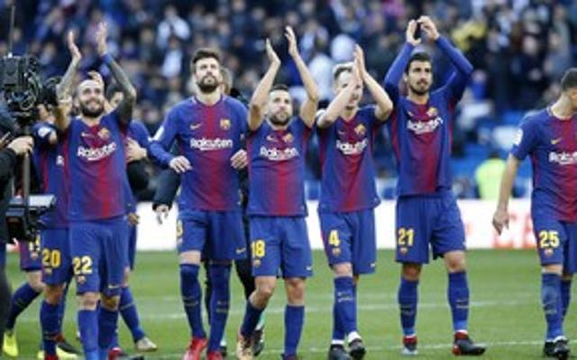 Real Madrid - FC Barcelona | La Liga Matchday 15 - FC Barcelona