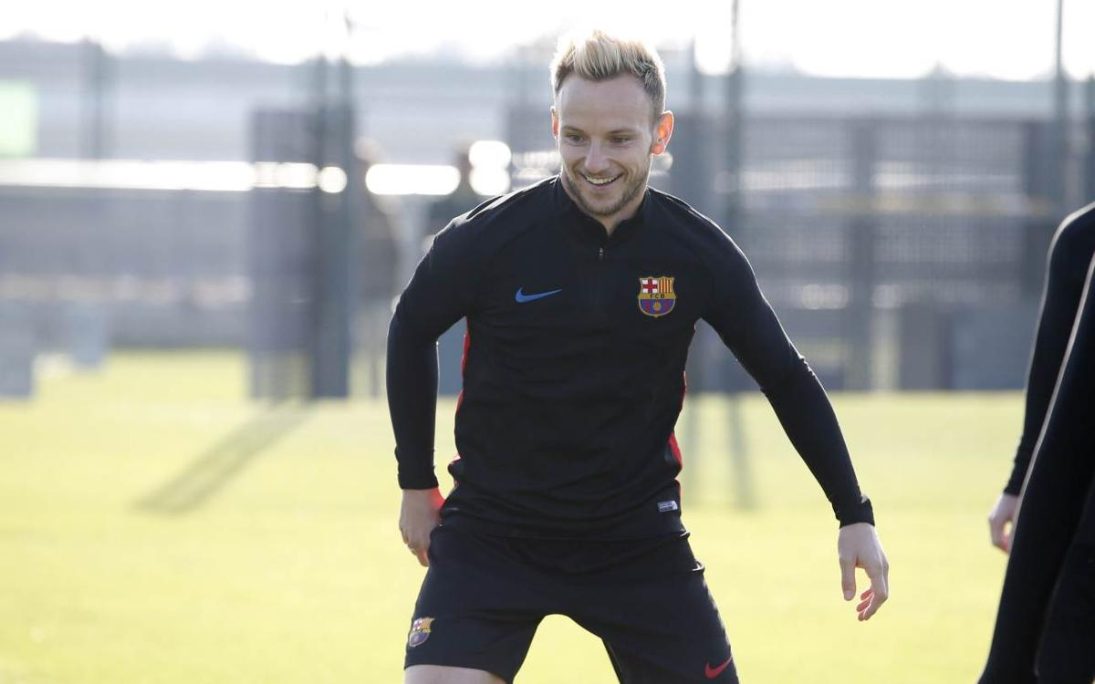 Ivan Rakitic's precision