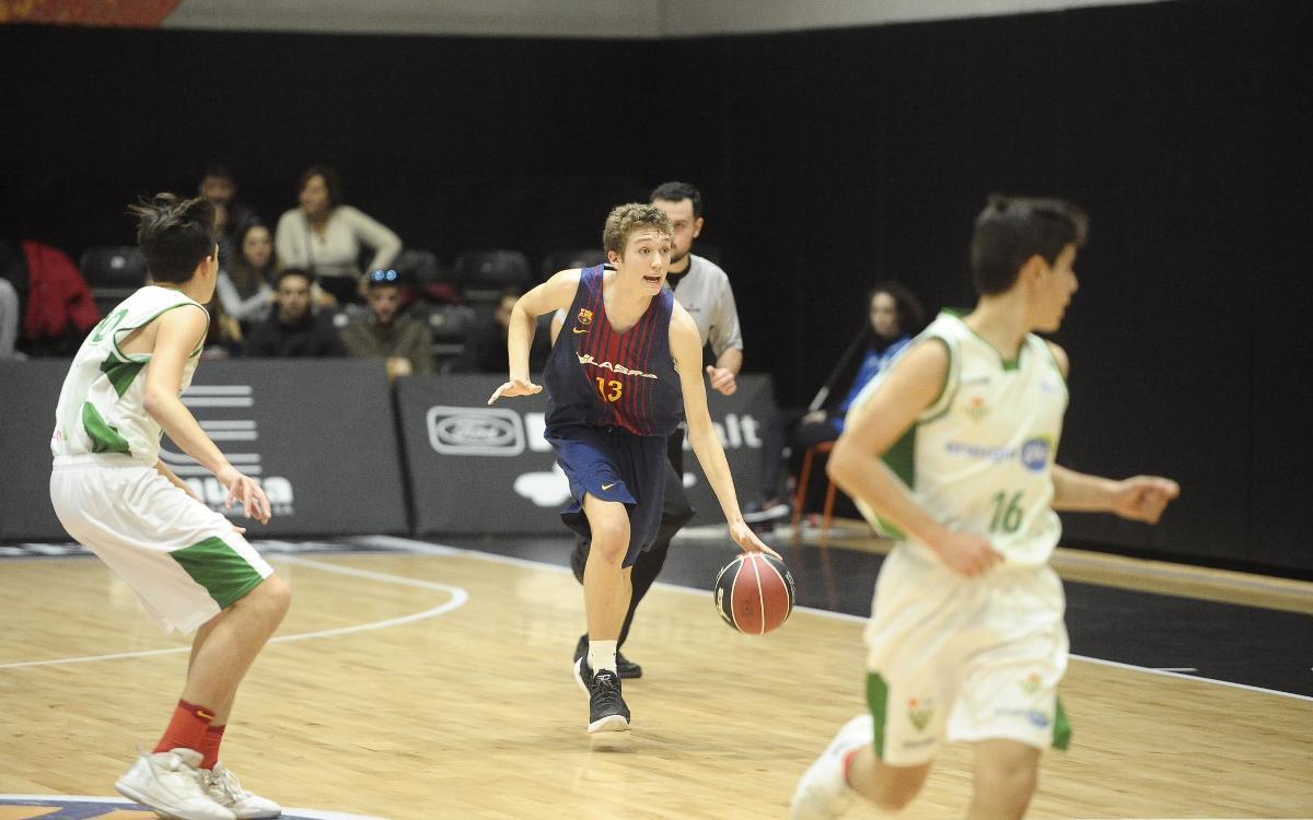 El equipo Infantil comienza el Campeonato de España