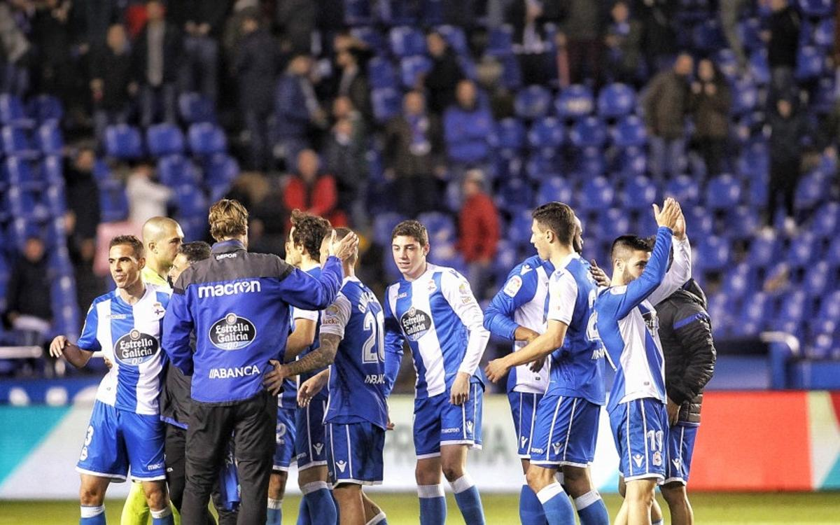 RIVAL WATCH: Wins for Deportivo La Coruña and all Barça's main rivals in the title race