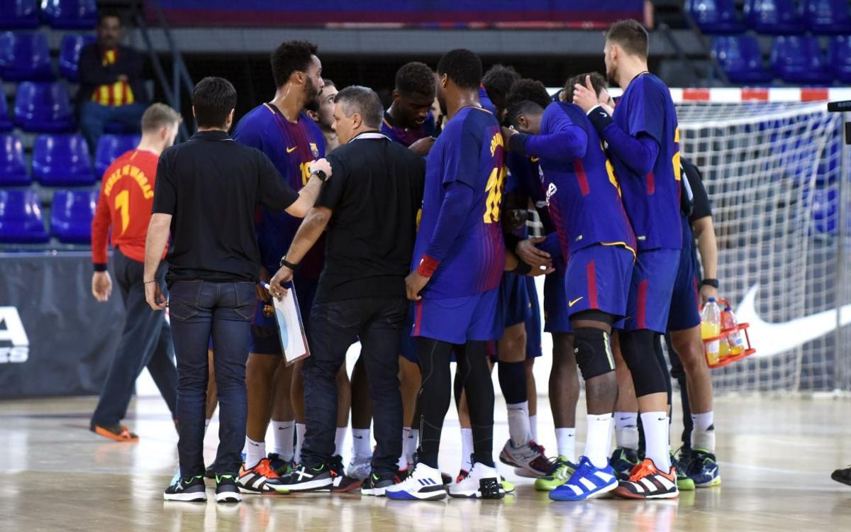 Los datos de la espectacular racha de victorias del Barça Lassa