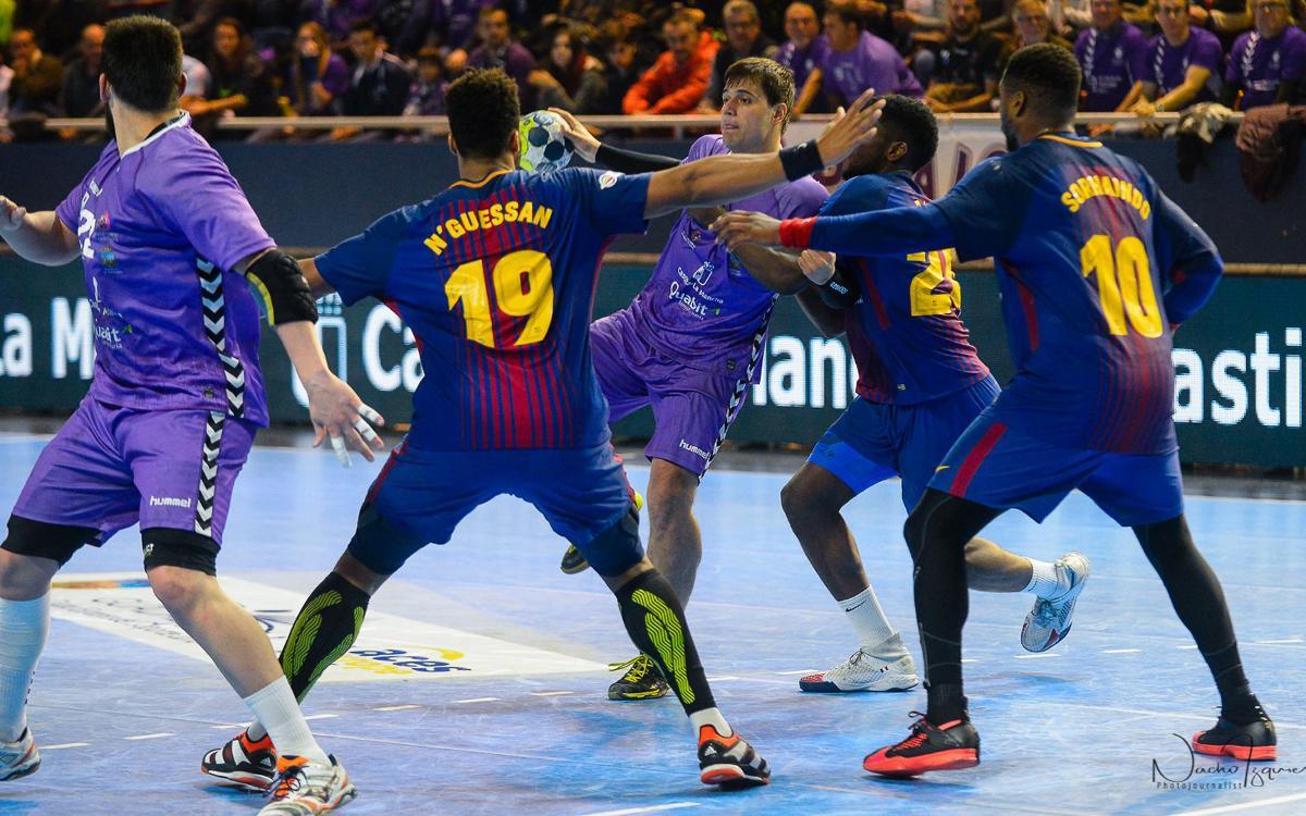 Definido el cuadro de la Copa Asobal 2017