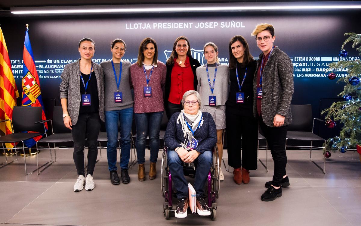 Taller de Co-creación para potenciar el papel de la mujer en la actividad del Club