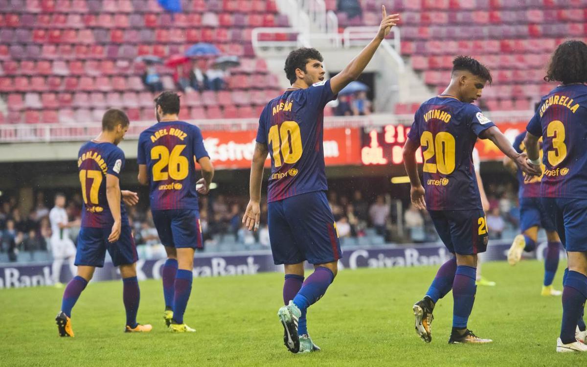 Barça B – Albacete: Acabar l'any amb bon regust