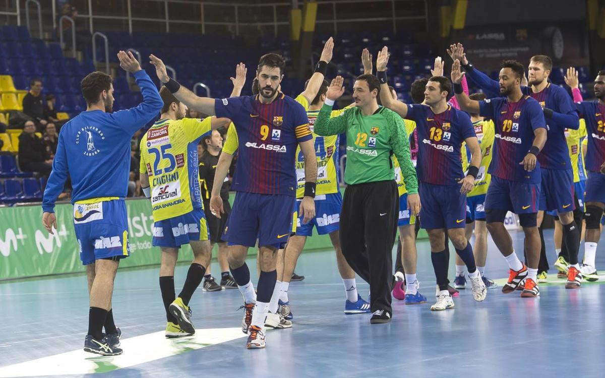 FC Barcelona Lassa – Helvetia Anaitasuna: Hay que volver al buen camino en el Palau