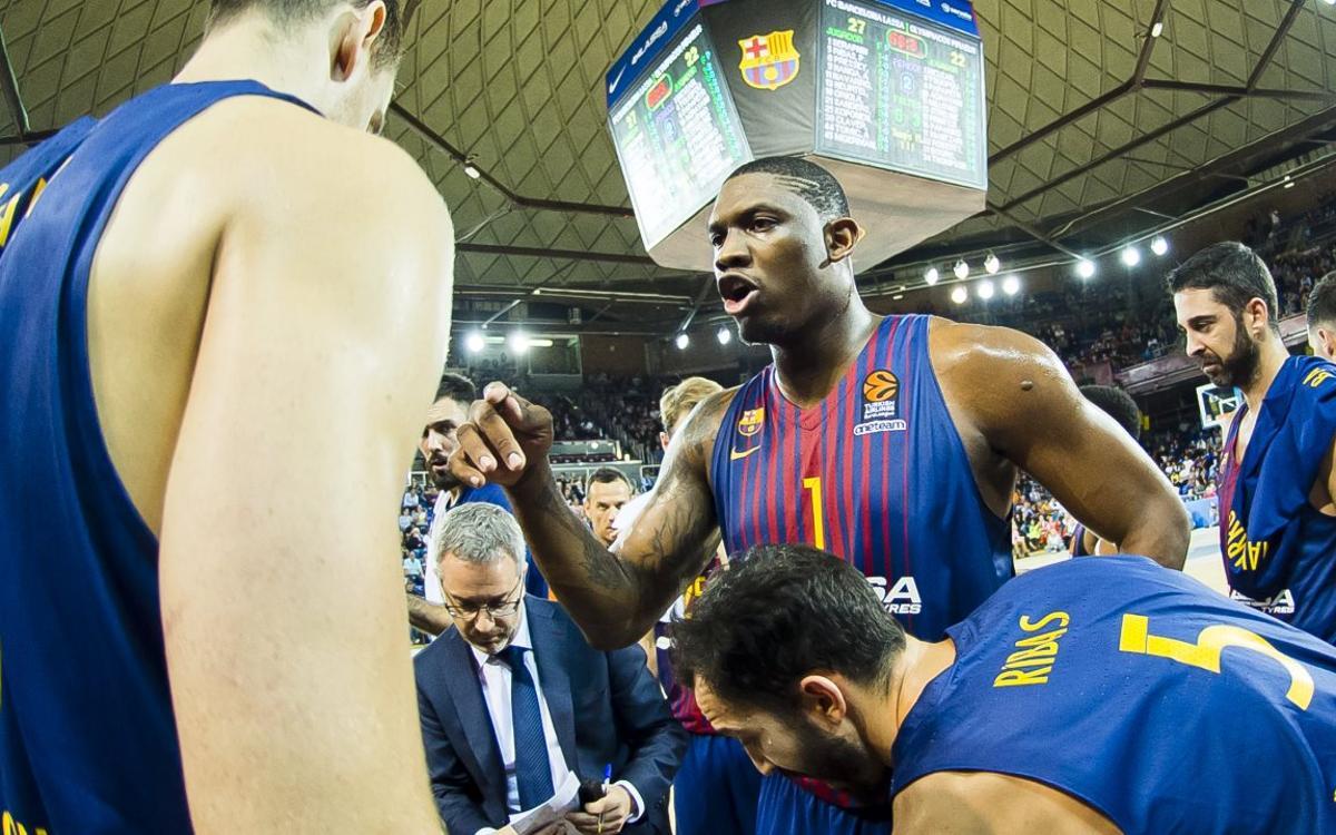 Barça Lassa – Fenerbahce Dogus: Partido grande contra el campeón