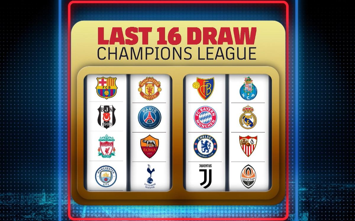 VIDEO FC Barcelona fans predict the Champions League last sixteen draw