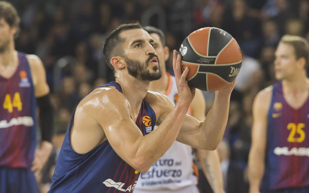 Barça Lassa - Unicaja Málaga: Objetivo hacerse fuertes en el Palau