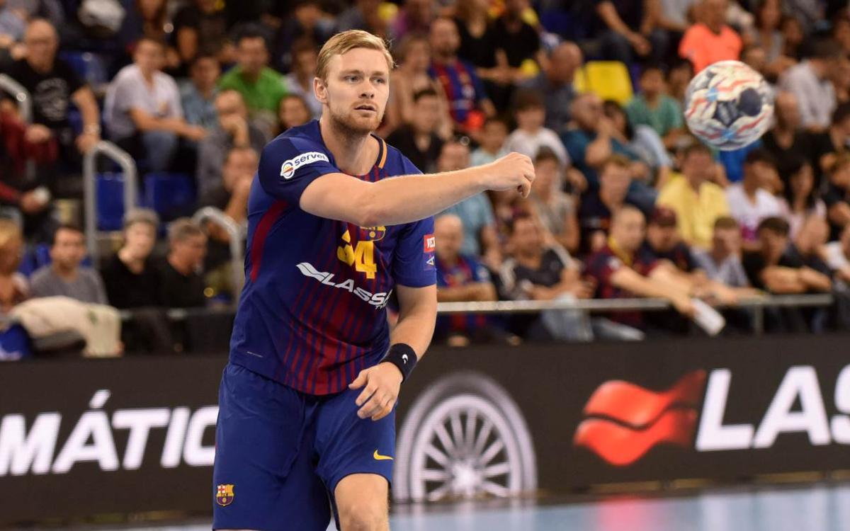 FC Barcelona Lassa – Zagreb: Superiors en tot moment (32-22)