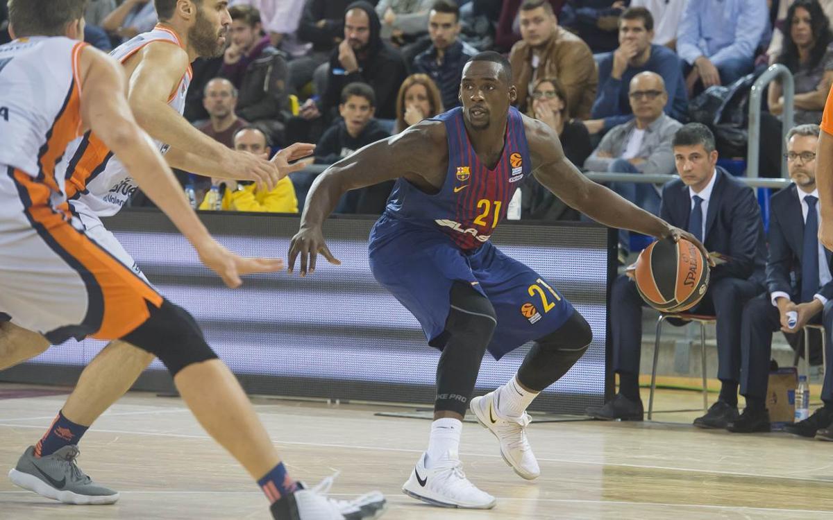 Semana de doble reto a domicilio para el Barça Lassa