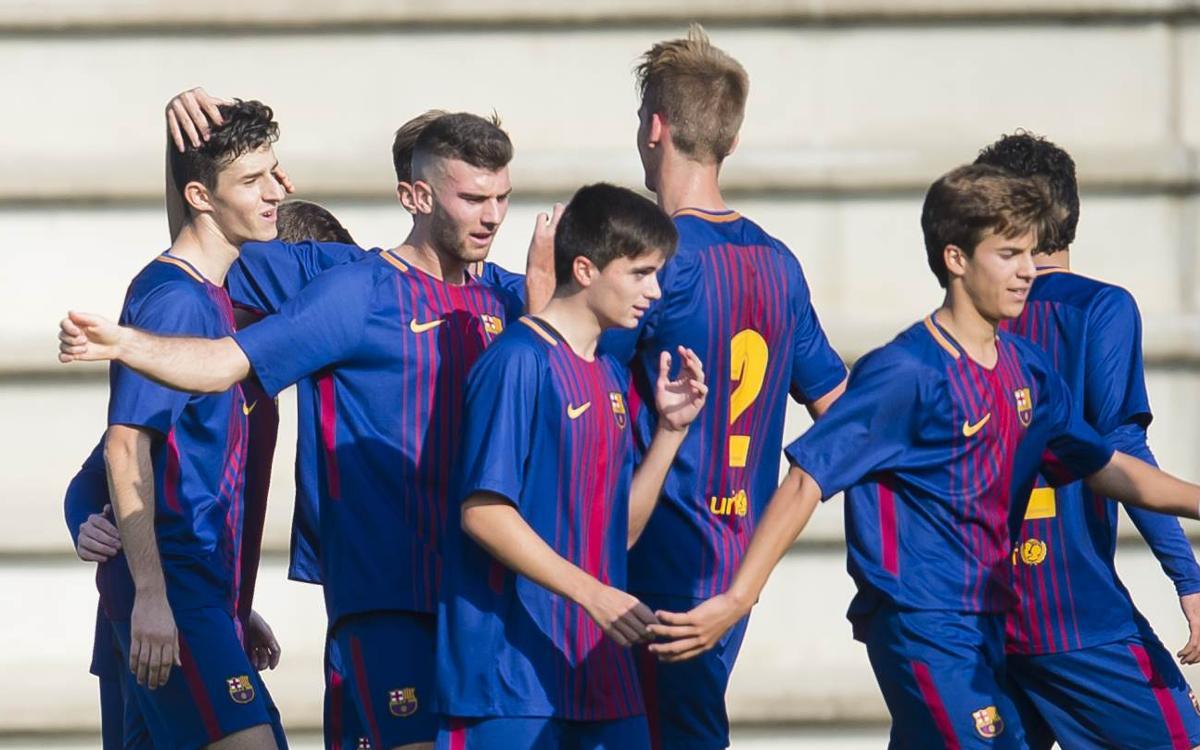 FC Barcelona - Gimnàstic Tarragona: Se imponen en un duelo físico (3-1)