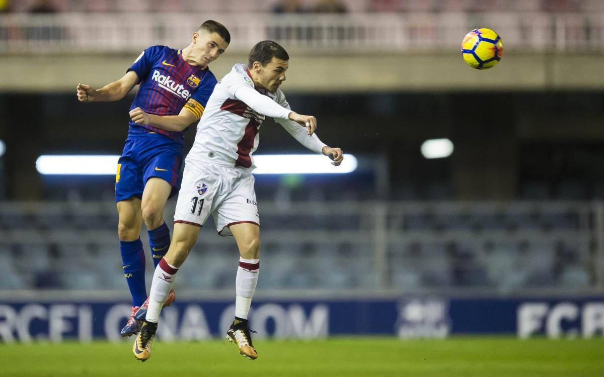 Rayo Vallecano – Barça B: Volen lluitar pel triomf desitjat a Vallecas