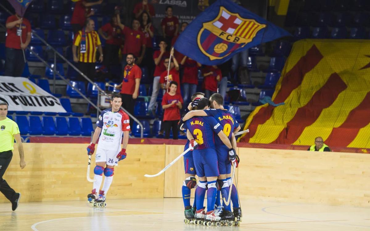 FC Barcelona Lassa – Citylift Girona: ¡Sin stop en el Palau!