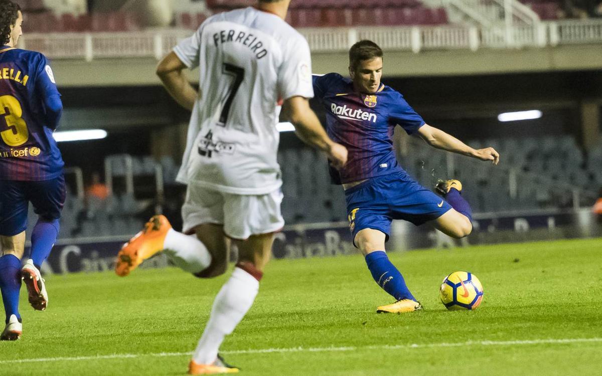 Barça B - UD Almería: Recuperar sensaciones
