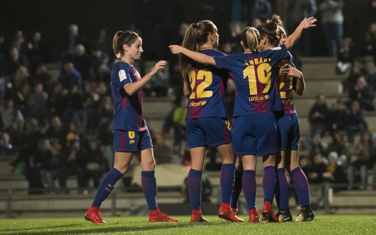Granadilla Egatesa - Barça Femenino (previa): Donde se ganan Ligas