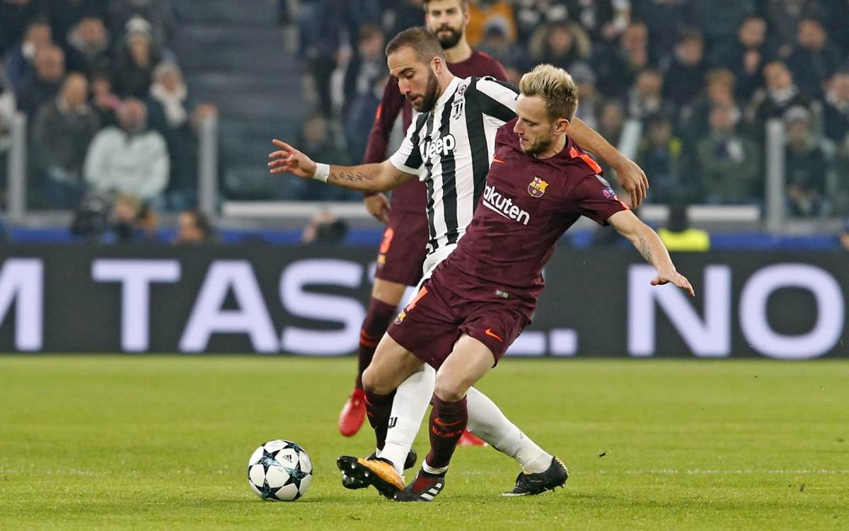 Juventus FC - FC Barcelona: Punto de oro que da el acceso a los octavos (0-0)
