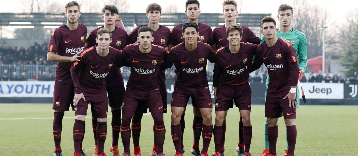 Barça U19A