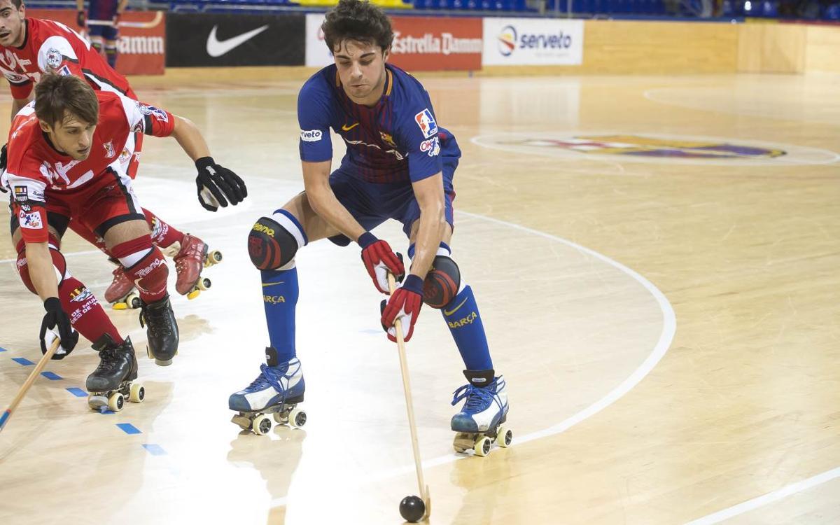 FC Barcelona Lassa – Hockey Forte: Arriba el torn de la Lliga Europea!