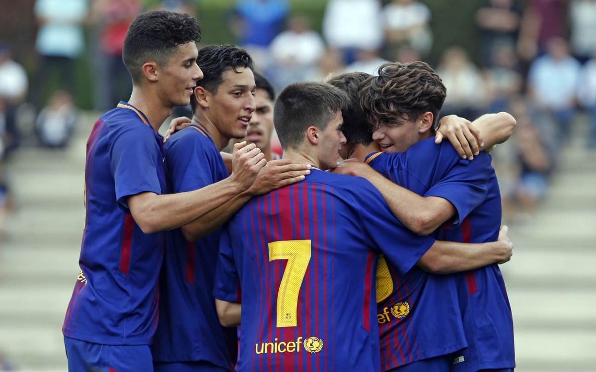 Lleida Esportiu - FC Barcelona (2-4): Hard-fought victory in Lleida
