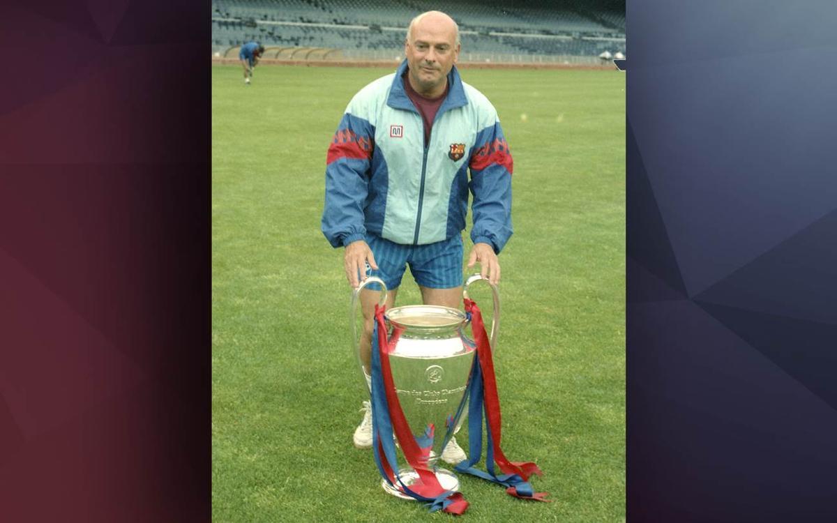 Fallece Joan Malgosa, primer recuperador específico del FC Barcelona