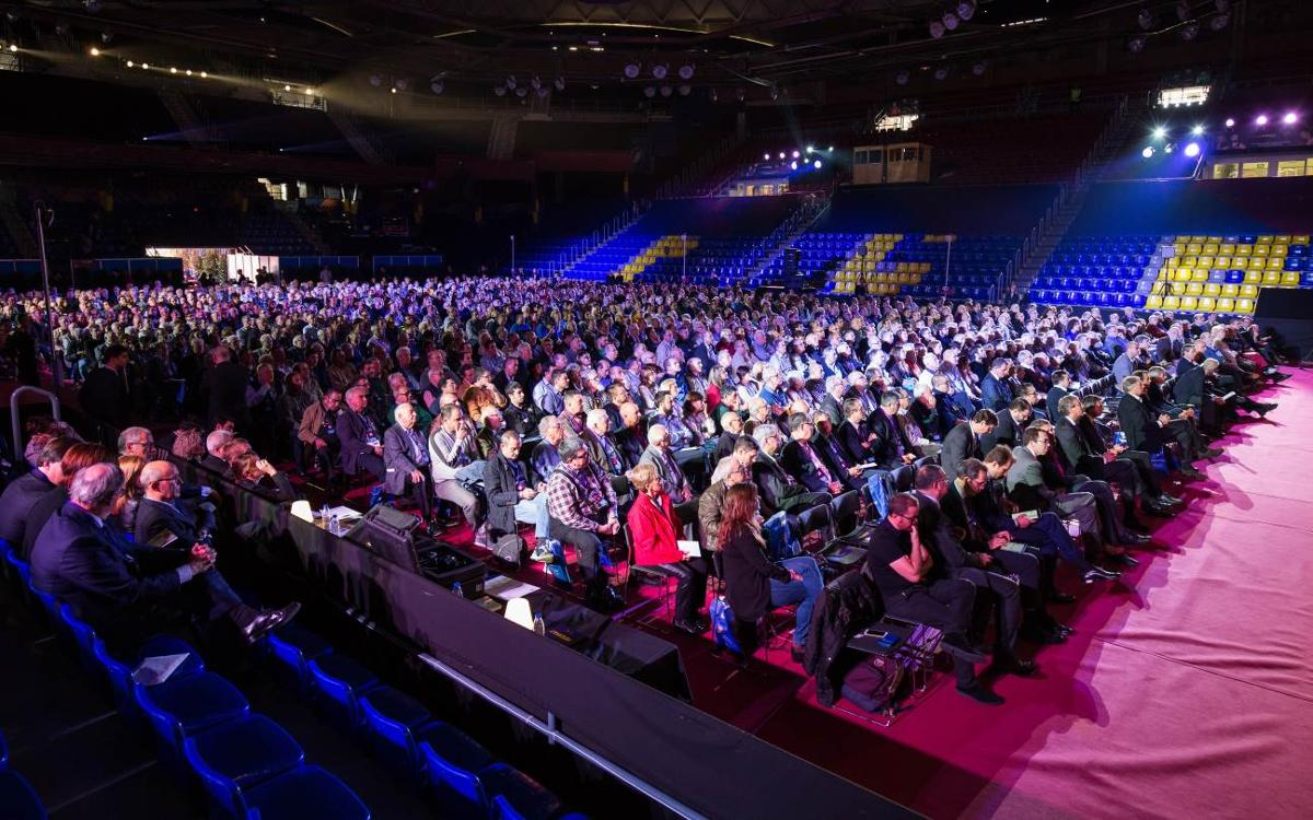 Orden del día de la Asamblea General Ordinaria 2018