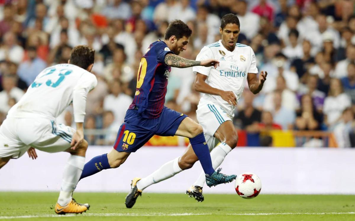 El Clásico del Bernabéu, el 23 de diciembre a las 13 horas