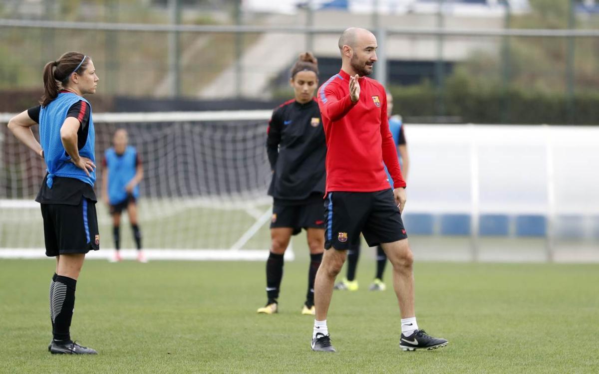 """Fran Sánchez: """"Ens trobarem un equip molt físic"""""""