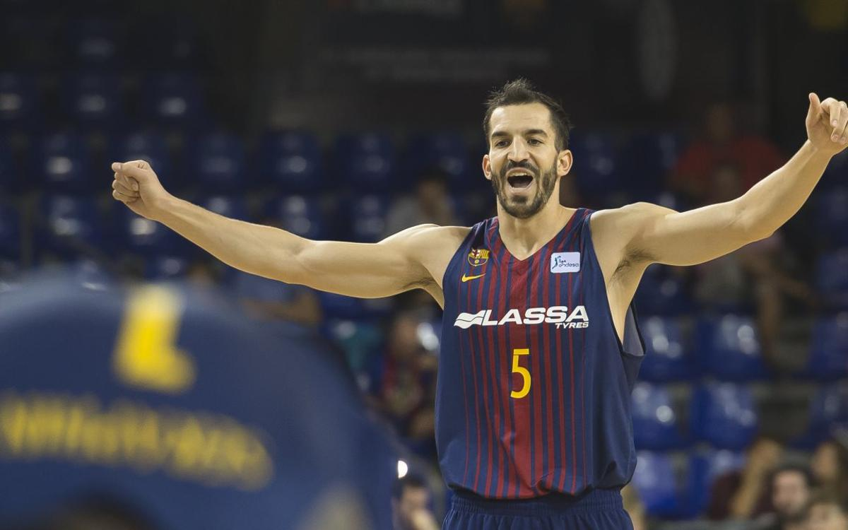 FC Barcelona Lassa 111-81 San Pablo Burgos: Offensive festival at the Palau